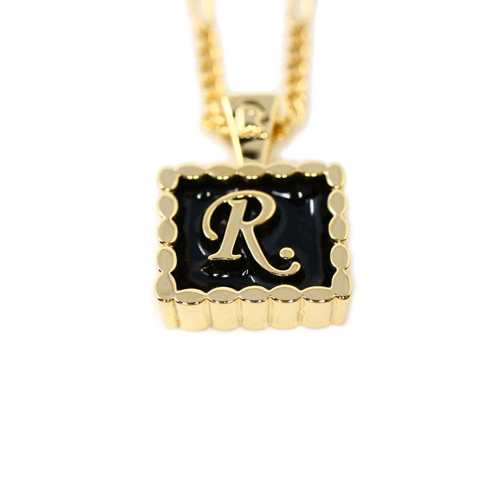 [R.]チャーム ネックレス GOLD ROZILICA/ロジリカ メンズ アクセサリー ゴールド