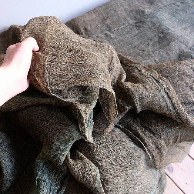 古布 あさ生地 (10巾)
