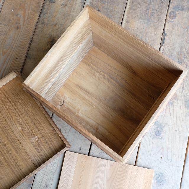 道具箱 木箱
