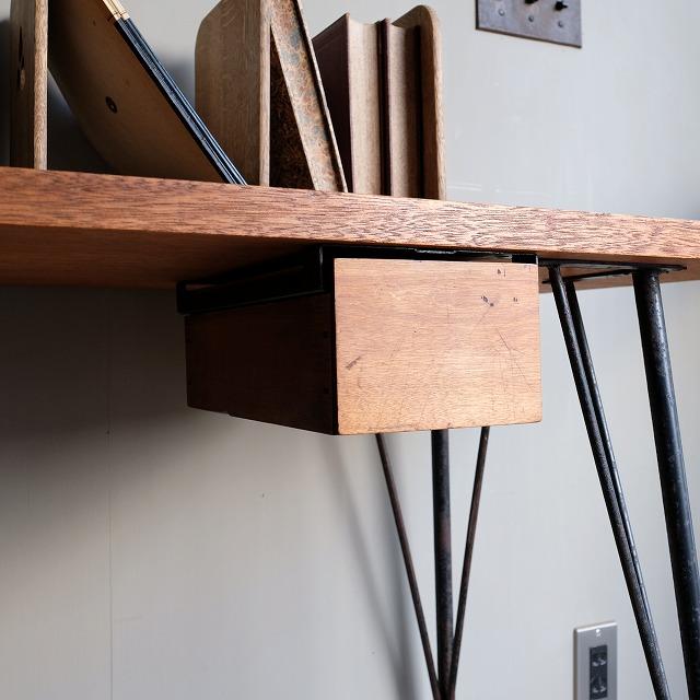 長テーブル 鉄脚