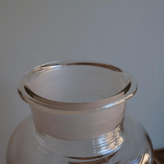 大きな蓋付きガラス瓶 試薬瓶