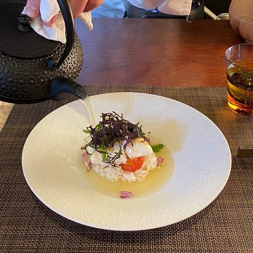 【お中元・父の日ギフトにぴったり】 宗像で水揚げされた天然魚を使用 白身魚のロティ茶漬け(2食入)