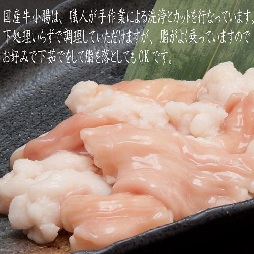 博多もつ鍋・醤油仕立て 【冷凍】