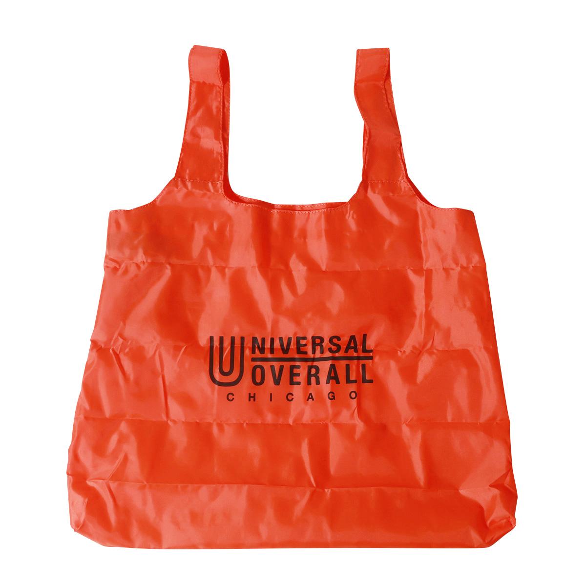 UNIVERSAL OVERALL カラビナ付き・エコバッグ・ユニバーサルオーバーオール アメカジ