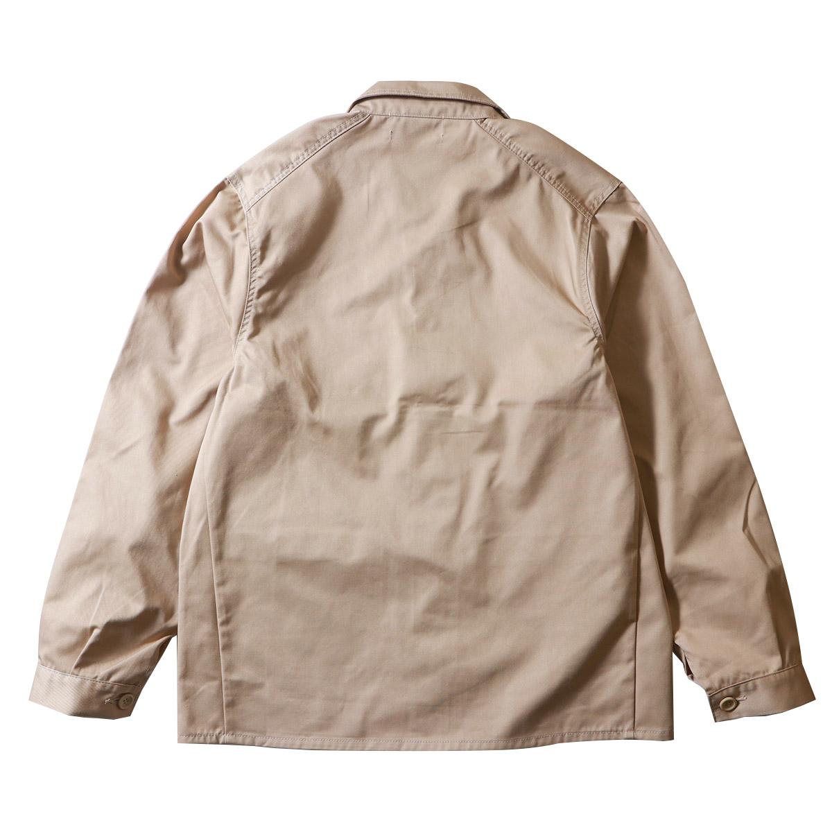BILLVAN 高密度ツイル・カバーオール ワークジャケット・ ビルバン アメカジ メンズ