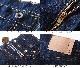 メンズ デニムパンツBILLVAN 605 ルーズフィット ヴィンテージ加工 デニムパンツONE WASHビルバン ジーンズ ワイド 送料無料