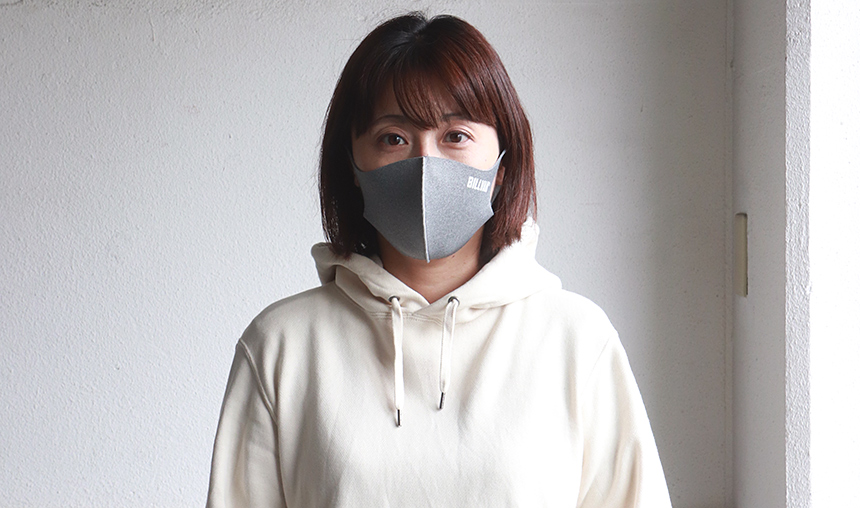 BILLVAN タフ&ストレッチ アメカジ ミリタリー・マスク 3枚セット  ビルバン 洗えるマスク オシャレマスク