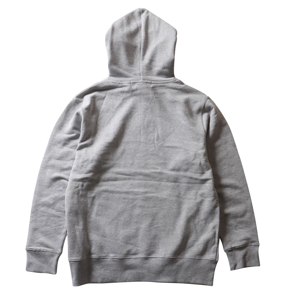 パーカー メンズ スウェット SIGN STATE  サインステイト ウミネコ刺繍 スタンダードスウェット 裏毛プルパーカー