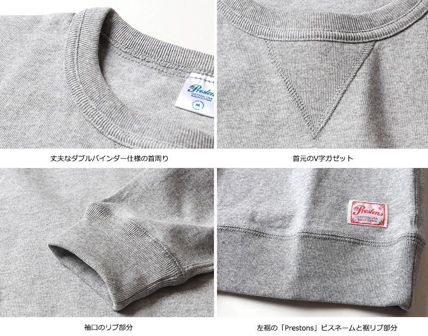 【予約販売受付中】ロンT BILLVAN ガゼット&リブ付き ダイヤロゴワッペン ヘビーロングTシャツ 190301 メンズ アメカジ