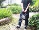 阪神タイガース×江坂ジーンズ 日本製 ウォバッシュデニム・ミニ トートバッグ made in Japan Billvan ランチバッグ・エコバッグ 阪神タイガース承認