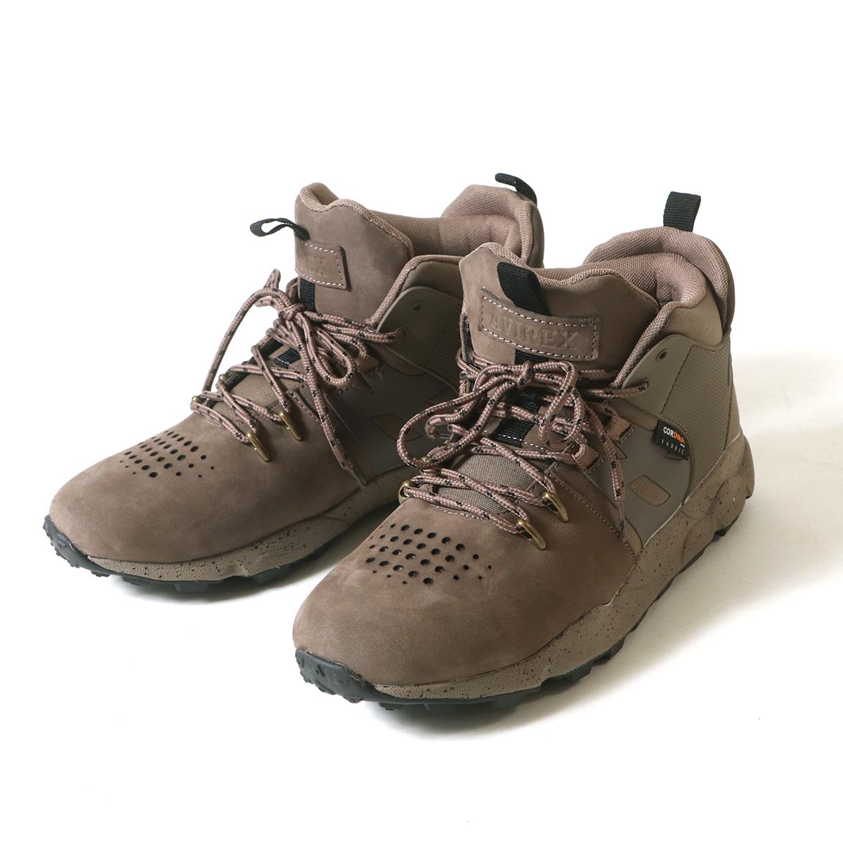 AVIREX アヴィレックス AV2270 アルティメット ミリタリースタイルスニーカー 靴 メンズ 送料無料