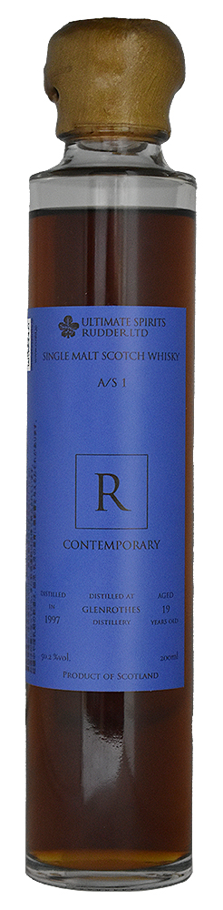 GLENROTHES 1997 19YO SHERRY BUTT #7167<br>BUNCH BOOKS ART SESSION CONTEMPORARY A/S1<br>グレンロセス 1997 19年 シェリーバット #7167<br>バンチブックス アートセッション コンテンポラリー A/S1