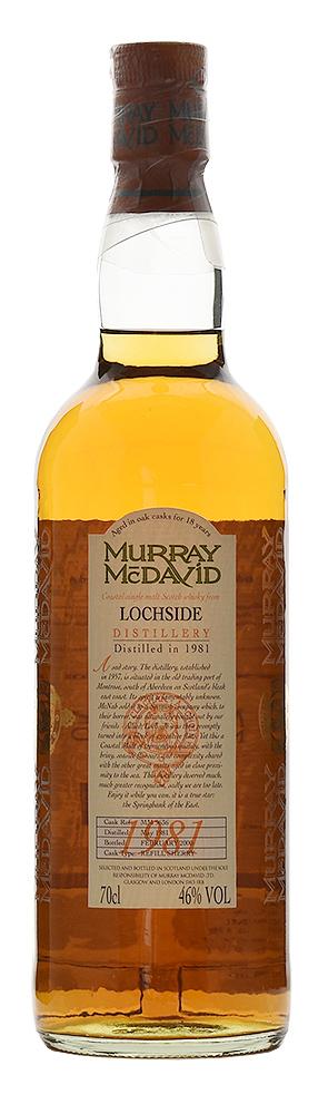 MURRAY McDAVID LOCHSIDE 1981-2000 18YO<br />マーレイマクダビット ロッホサイド 1981-2000 18年
