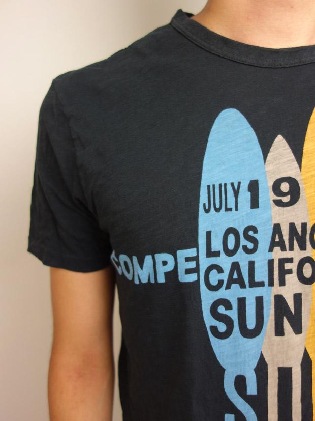 SUNSET SURF 1968 SURF COMPETITION VINTAGE BLACK
