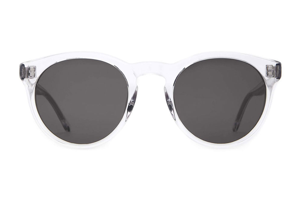 CRAP eyewear The Shake Appeal Crystal / Grey