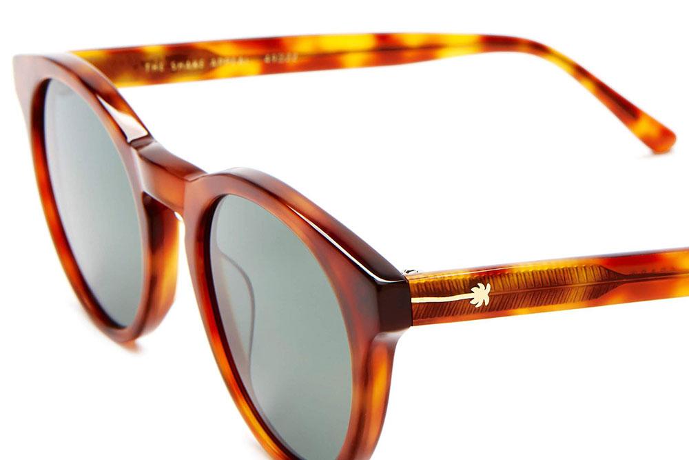 CRAP eyewear The Shake Appeal Havana Tortoise / Polarized G15