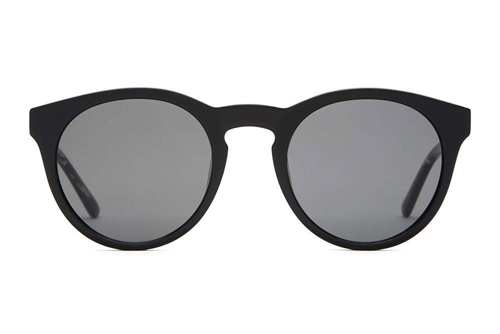 CRAP eyewear The Shake Appeal Havana Black / Polarized Grey