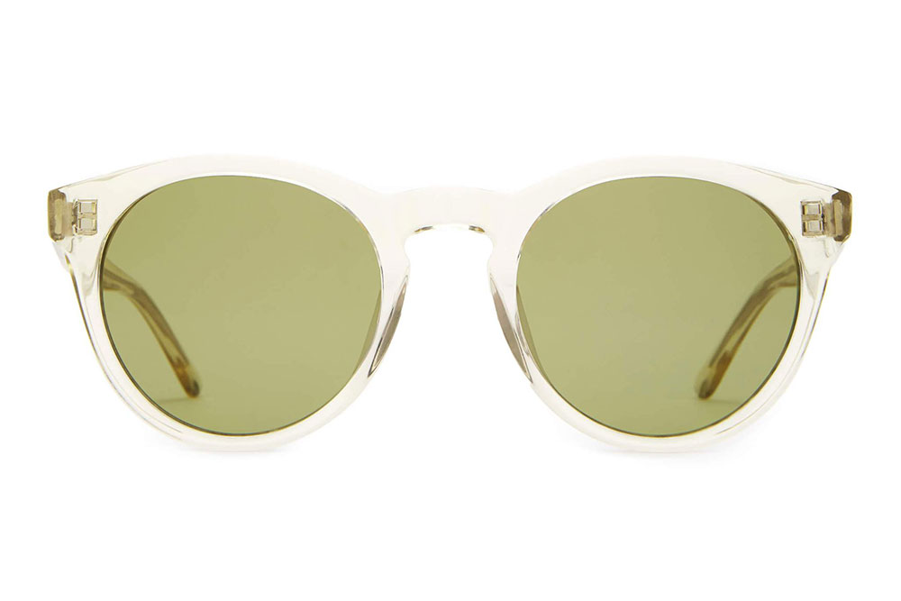 CRAP eyewear The Shake Appeal Crystal Champagne / Olive