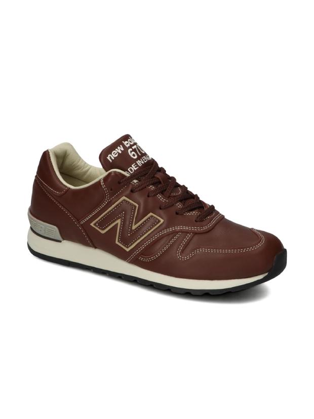New Balance M670 / BROWN
