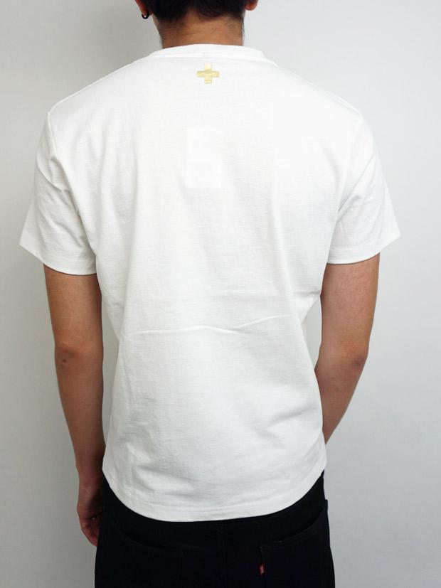 PIUORO 4 PANEL T-SHIRTS WHITE