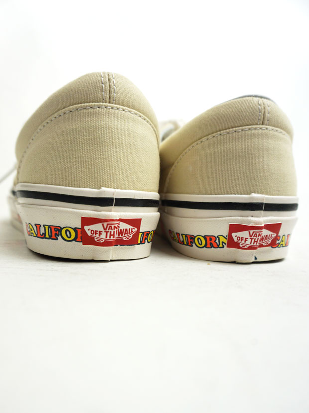 VANS ANAHEIM FACTORY ERA 95 DX WHITE