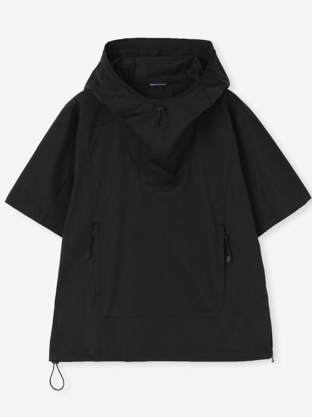 junhashimoto CU15 P/O PRAKA S/S / BLACK