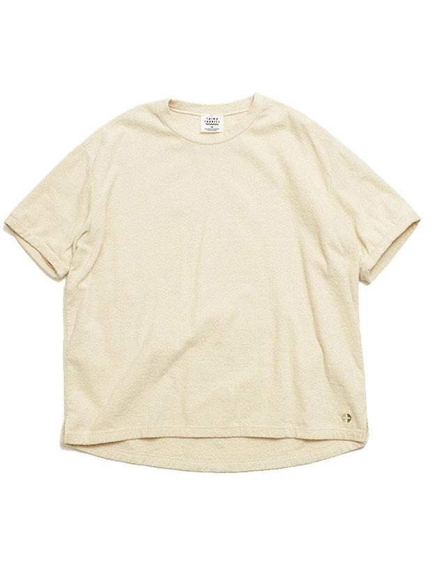 THING FABRICS TF T-shirt OFF WHITE
