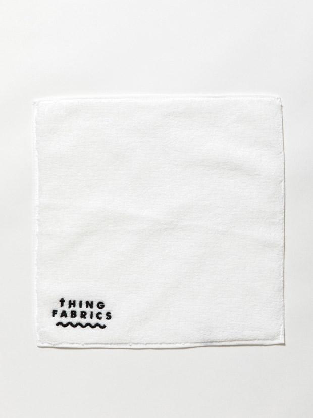 THING FABRICS TIP TOP 365 hand towel White