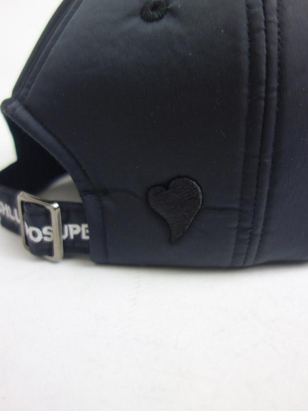 AKM LUXE163 AKMBB LOGO BB CAP BLACK