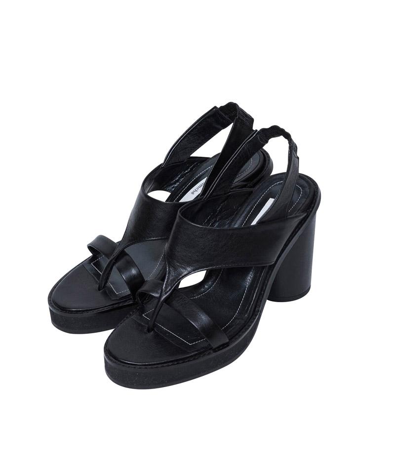 Strap Sandals / black