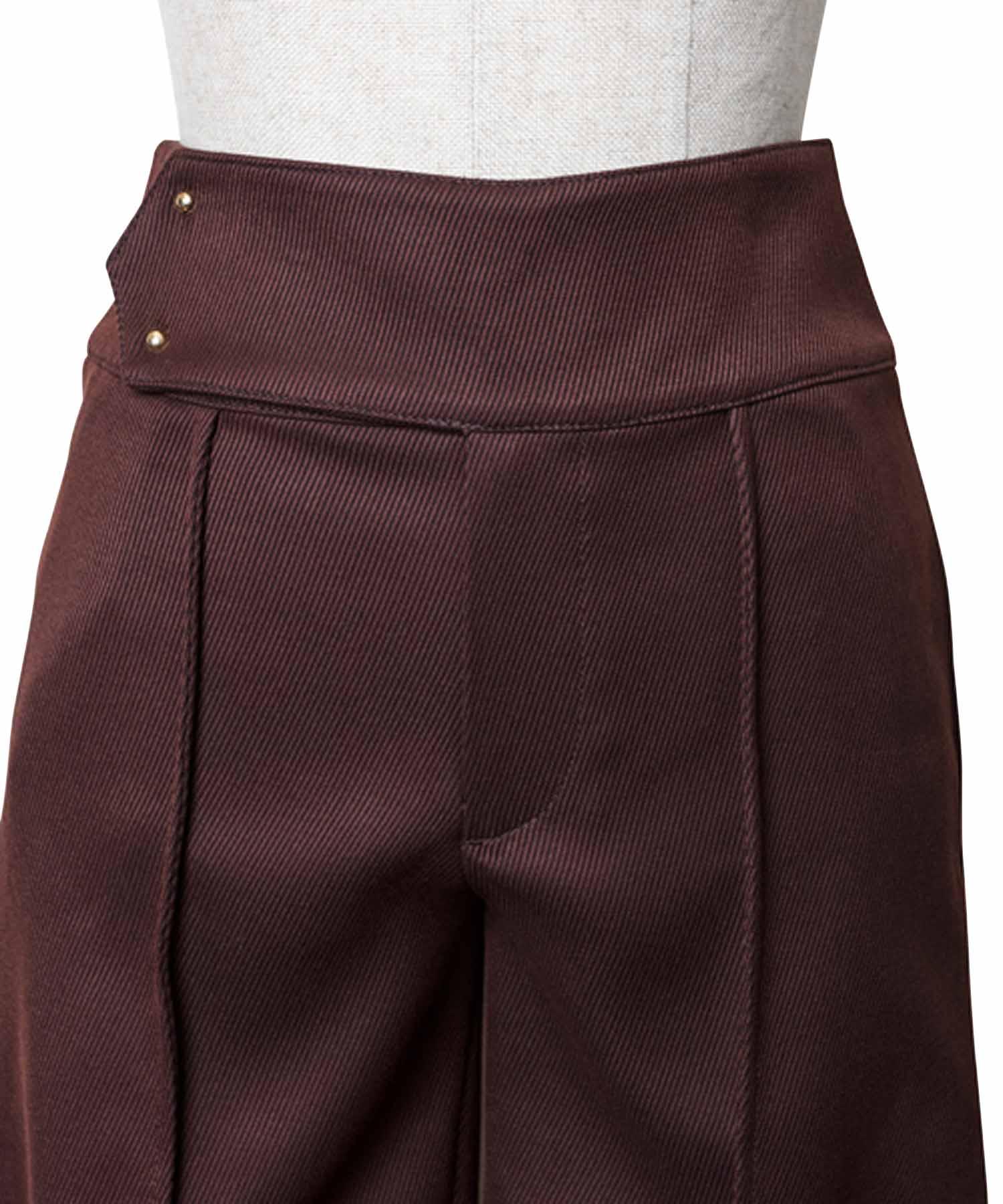 Whip Karsey Pants / brown