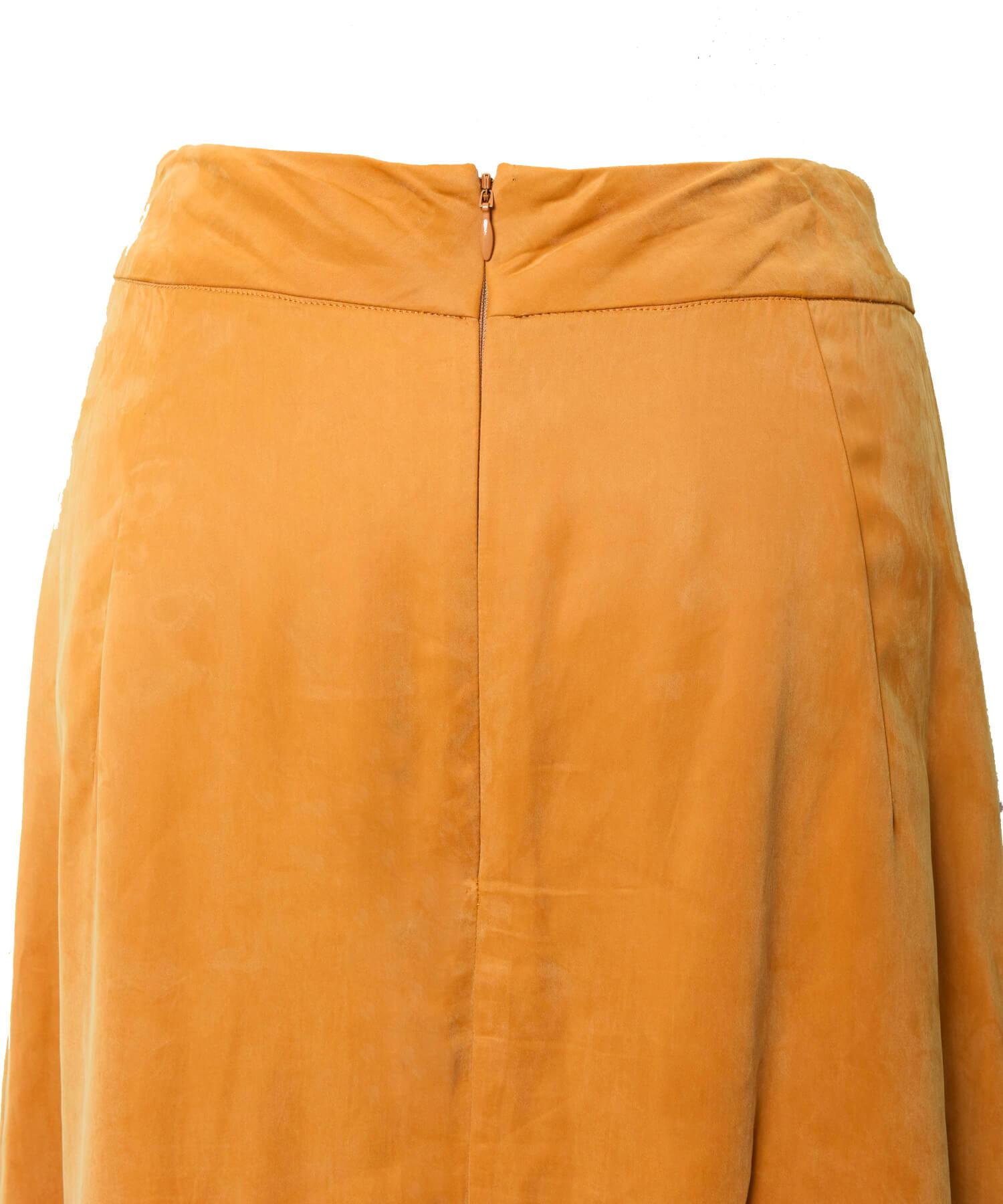Cupra Skirt Pants / yellow