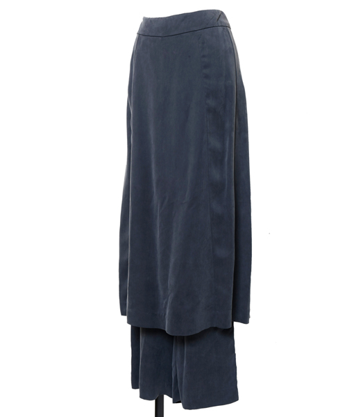 Cupra Skirt Pants / navy