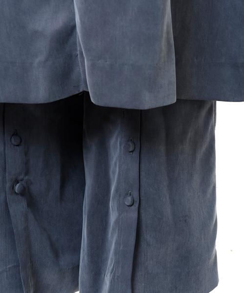Cupra Skirt Pants / navy