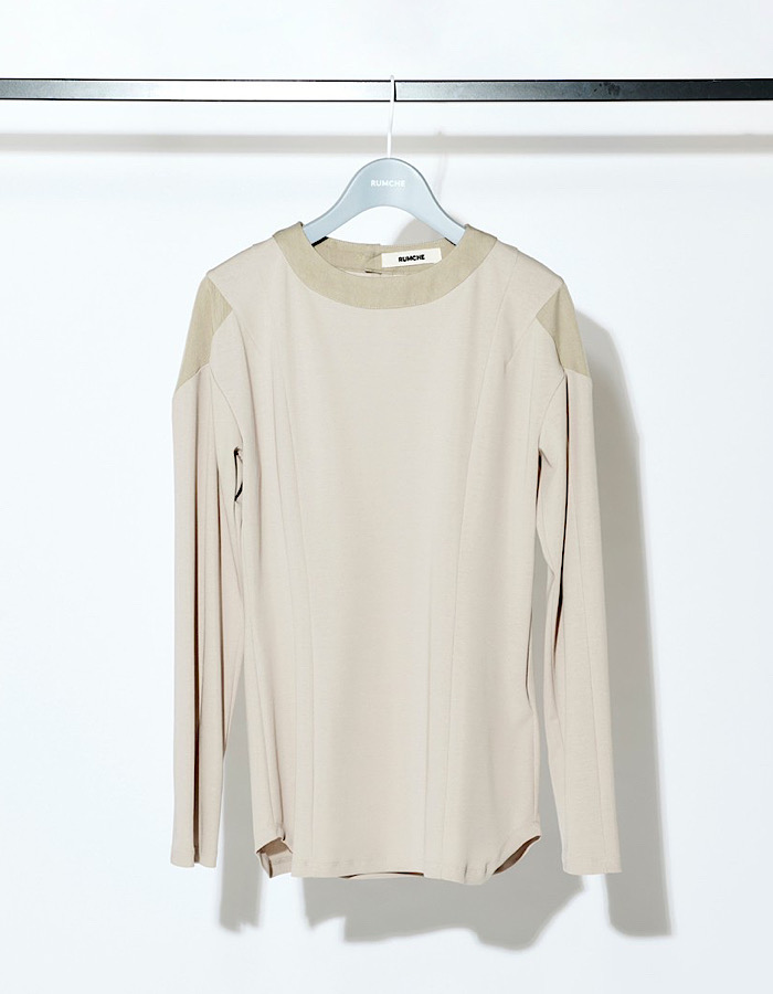 Stretch Tops / off-white