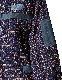 Tweed Jumpsuit / navy