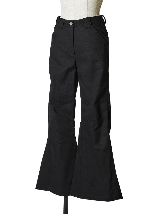 Low Waist Pants / black