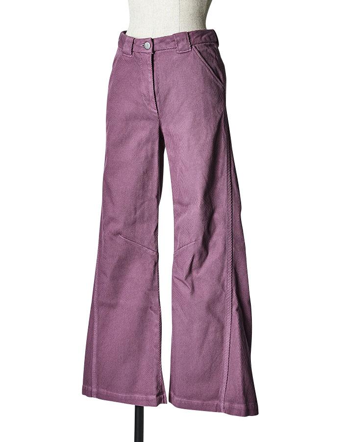 Low Waist Pants / pink