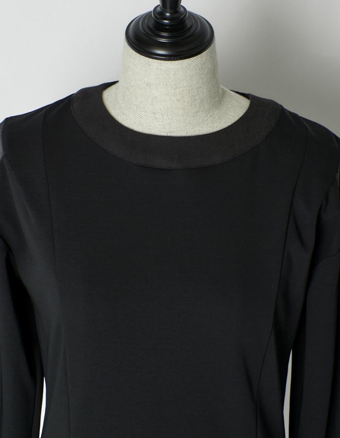 Stretch Tops / black