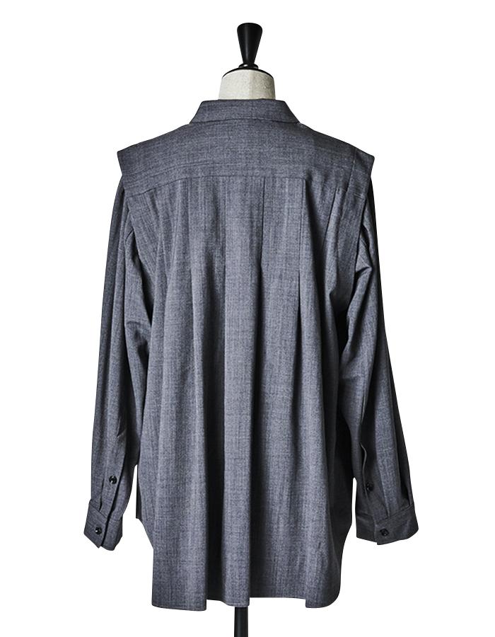 Tack Shirt / grey