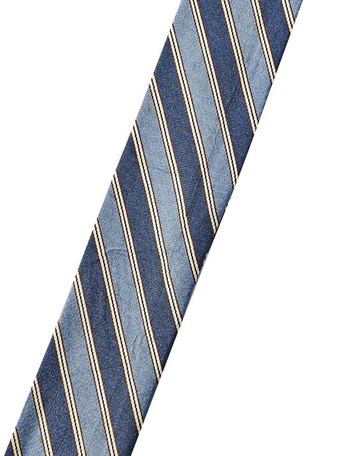 Vintage Remake Tie Choker / sax blue