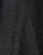 Back Line Print Blouse / black