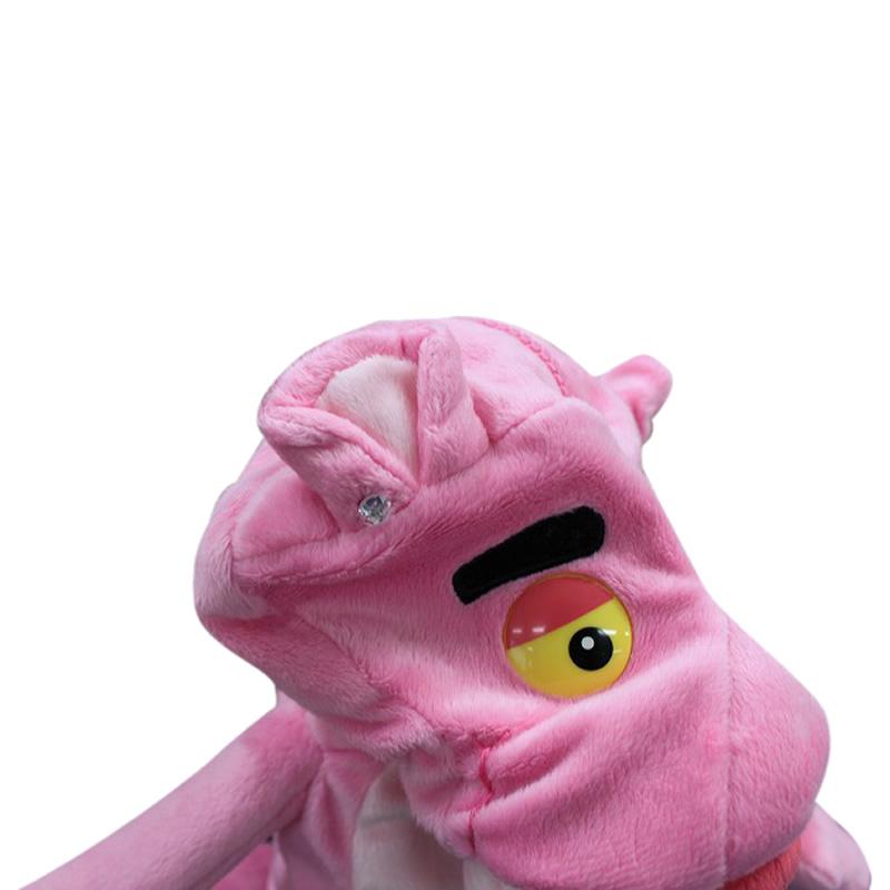 ヘッドカバー ピンクパンサー アニマルピアス
