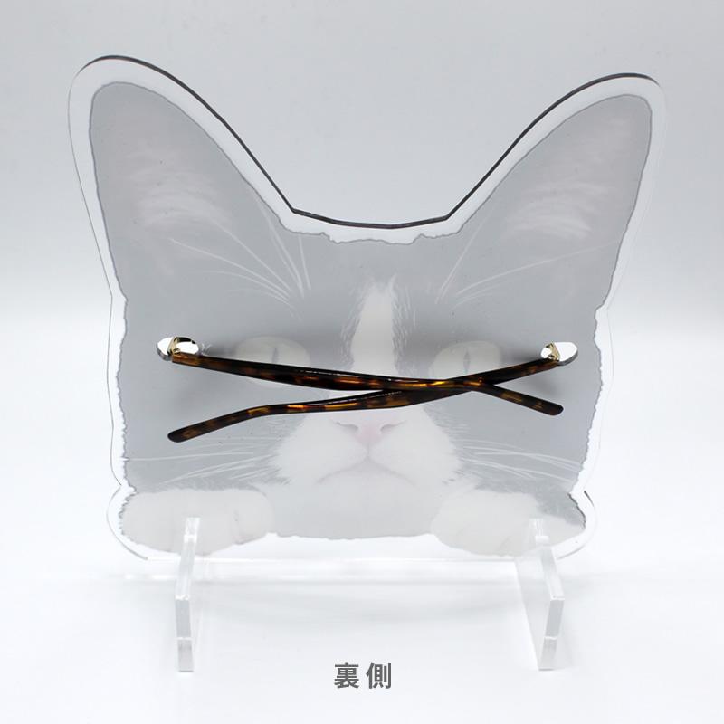 メガネスタンド アニマルシリーズ(靴下猫)【ご注文より15営業日前後にて発送】