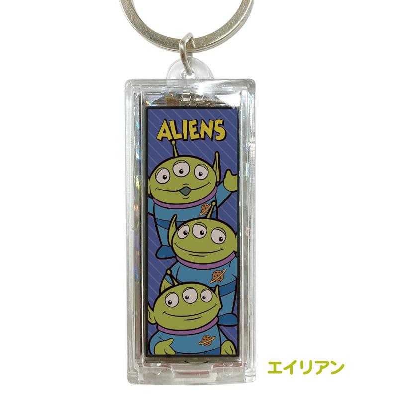 Disney フラッシュライトキーチェーン【メール便可】