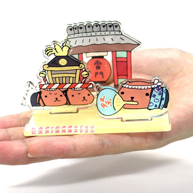 カピバラさん ジオラマフィギュア【ご注文より15営業日前後にて発送】