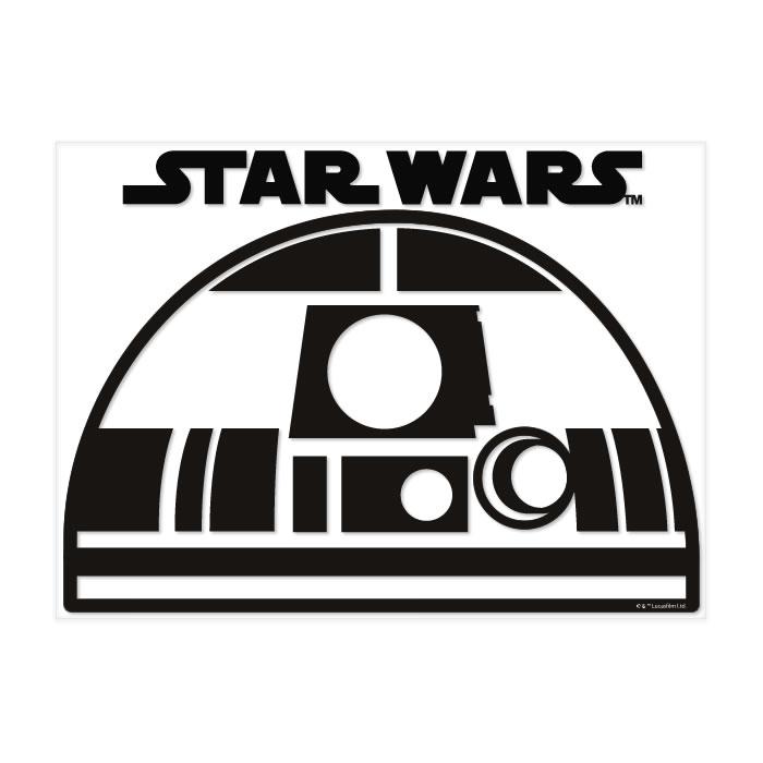 Petamo! forMacBook  STAR WARS(R2-D2)