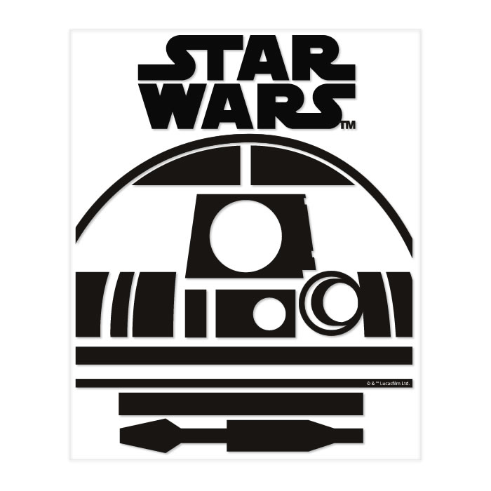 Petamo! for iPad STAR WARS(R2-D2)【メール便可】