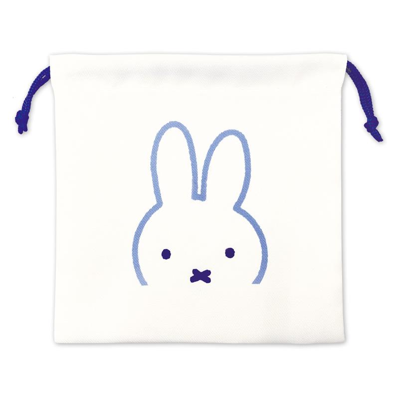 ミッフィー 65th 巾着2枚セット【メール便可】