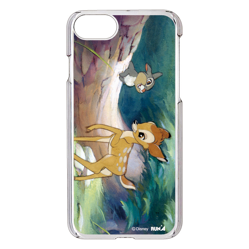 ディズニー カスタムカバー iPhone 7【メール便可】【ご注文より15営業日前後にて発送】